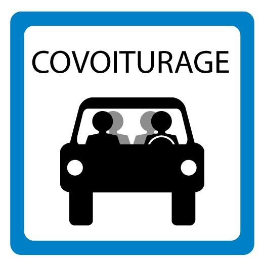 Logo du covoiturage